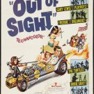 Out Of Sight (1966) - Jonathan Daly  DVD