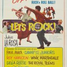 Let´s Rock (1958) - Wink Martindale   DVD