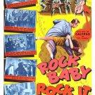 Rock Baby, Rock It (1957) - Johnny Carroll   DVD