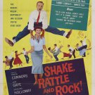 Shake, Rattle And Rock (1956) - Mike Connors  DVD