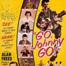 Go, Johnny Go ! (1959) - Alan Freed  DVD