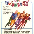 The Happening (1967) - Anthony Quinn  DVD