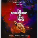The Reincarnation Of Peter Proud (1975) - Michael Sarrazin  DVD