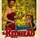 The Redhead From Wyoming (1953) - Maureen O´Hara  DVD
