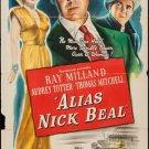 Alias Nick Beal (1949) - Ray Milland  DVD
