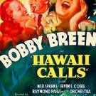 Hawaii Calls (1938) - Bobby Breen  DVD