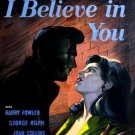 I Believe In You (1952) - Cecil Parker  DVD