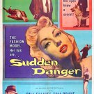 Sudden Danger (1955) - Bill Elliott  DVD