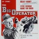 The Big Operator (1959) - Mickey Rooney  DVD