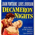Decameron Nights (1953) - Joan Fontaine  DVD