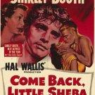 Come Back, Little Sheba (1952) - Burt Lancaster  DVD