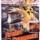 Atomic Submarine (1959) - Dick Foran  DVD