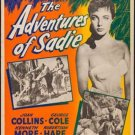 Our Girl Friday AKA Adventures Of Sadie (1953) - Joan Collins  DVD