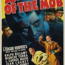 Queen Of The Mob (1940) - Ralph Bellamy  DVD