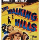 The Walking Hills (1949) - Randolph Scott  DVD