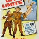 Off Limits (1952) - Bob Hope  DVD