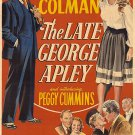 The Late George Apley (1947) - Ronald Colman  DVD
