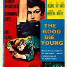 The Good Die Young (1954) - Laurence Harvey  DVD