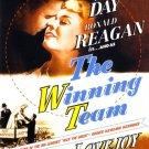 The Winning Team (1952) - Ronald Reagan  DVD