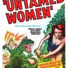 Untamed Women (1952) - Mikel Conrad  DVD