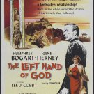 The Left Hand Of God (1955) - Humphrey Bogart  DVD