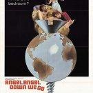 Angel, Angel Down We Go (1970) - Jennifer Jones  DVD
