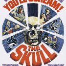 The Skull (1965) - Peter Cushing  DVD