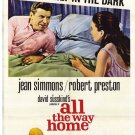 All The Way Home (1963) - Robert Preston  DVD