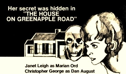 House On Greenapple Road (1970) - Janet Leigh  DVD