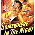Somewhere In The Night (1946) - John Hodiak  DVD
