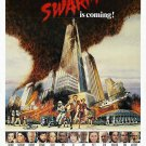 The Swarm (1978) - Michael Caine  DVD