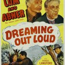 Lum And Abner : Dreaming Out Loud (1940) - Chester Lauck  DVD