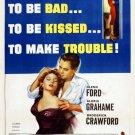 Human Desire (1954) - Glenn Ford  DVD