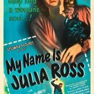 My Name Is Julia Ross (1945) - Nina Foch  DVD