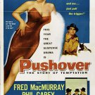 Pushover (1954) - Fred MacMurray  DVD