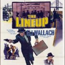 The Lineup (1958) - Eli Wallach  DVD