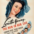 The Men In Her Life (1941) - Loretta Young  DVD