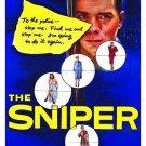 The Sniper (1952) - Arthur Franz  DVD