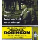 Illegal (1955) - Edward G. Robinson  DVD