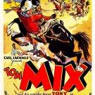 The Texas Bad Man (1932) - Tom Mix  DVD