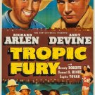 Tropic Fury (1939) - Andy Devine  DVD