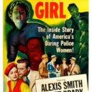 Undercover Girl (1950) - Alexis Smith  DVD