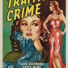 Traffic In Crime (1946) - Kane Richmond  DVD