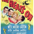 The Heat´s On (1943) - Mae West   DVD