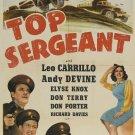 Top Sergeant (1942) - Andy Devine  DVD