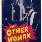 The Other Woman (1954) - Cleo Moore  DVD