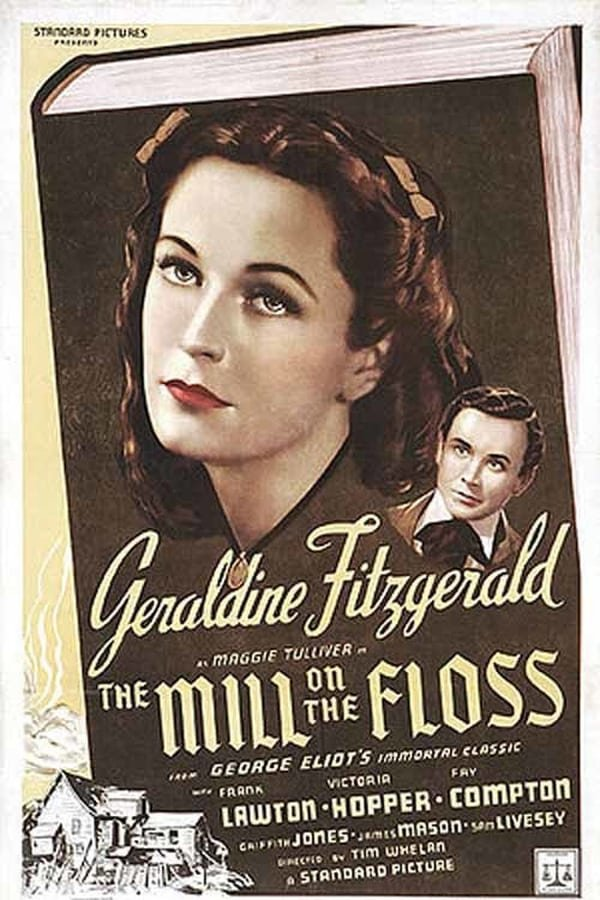 The Mill On The Floss (1937) - Frank Lawton  DVD