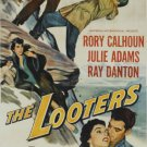 The Looters (1955) - Rory Calhoun  DVD