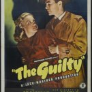 The Guilty (1947) - Bonita Granville  DVD