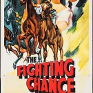 The Fighting Chance (1955) - Rod Cameron  DVD
